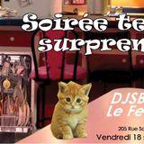 Le Ferrailleur & DJSB // La Cuisine 18-09-2015