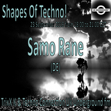 @Samo Rane : : Acid-Rave : : I'm a Refugee ' Live play at Radio Shapes of Techno at 23/09/2018