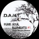 D.A.N.T. - Funk Soul Elements #1 (Tech House, House,)