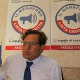 L'Indiscreto con il Presidente della regione Rosario Crocetta