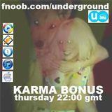Fnoob.com underground presents karma bonus with bathsh3ba 08.08.13