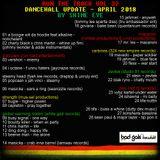run the track vol 32... dancehall update april 2018
