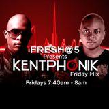 Kentphonik Fridays - 8 April
