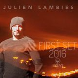 After NYE - FIRST SET 2016 - Julien Lambies @ L'INSTANT - Aigues Mortes, France 02.01.2016