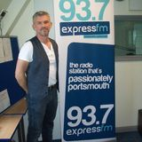 Russell Hill's Country Music Show on Express FM feat. Andy Butler 05/06/16