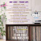 The Edge 96.1 MixMasters #206 - Mixed By Dj Trey (2018)