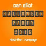 Halloween 2016 - Absinthe+Rampage
