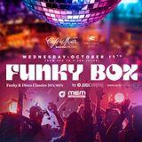 JORDI CARRERAS_Live at Funky Box 11_10_17 (Café del Mar Club Barcelona)