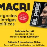 Gabriela Cerruti en Radio 10 sobre la nueva edición de El Pibe y el escándalo #NiembroGate