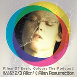 FOEC Podcast Ep.16 – Alien Special, part 2: Alien 3 & Alien Resurrection