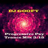 Progressive Psy Trance Mix 3/15