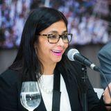 Delcy Rodriguez - Situación de Venezuela en MERCOSUR (14/12/16)