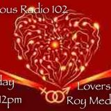ROY MEDALLION ON CONCIOUS RADIO