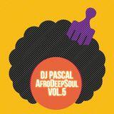 Dj Pascal - AfroDeepSoul Vol.5