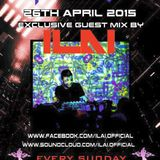 ILAI Exclusive guest mix Psy Trance Experience presented by Mazord @Clubvibez Radio