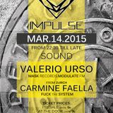 Valerio Urso @ Impulse #05 14-03-2015