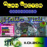 ALAN LECTOR (DJ-SET) @ HELLO FITLI (2014) ### technolounge basel