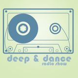 Deep & Dance podcast @ RADIO DEEA 03.03.2014