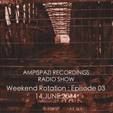 Mik Santoro @ TEMPO RADIO||Episode 03||Ampispazi Recordings||Weekend Rotation