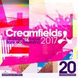 The Chainsmokers @ BBC Radio 1 Stage, Creamfields UK 2017-08-25