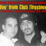 Manny Cuevas ft Armand Van Helden 'live' from Club Firestone on 91.5 FM WPRK - Orlando 9-22-95'