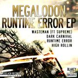Megalodon - Runtime Error EP