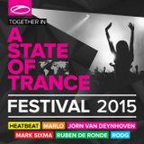 A STATE OF TRANCE FESTIVAL 2015 (HEATBEAT)