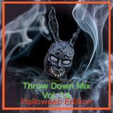 Throw Down Mix Vol. 14 - Halloween Edition