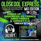 04 Oldskool Express -Mix Edition CD4 (Bonus Mix) mixed by DJ Neuby