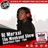 @DJMarxsi on #TheBeatLondon 04.03.2017 4-7pm
