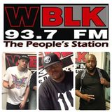 #TheBlackOut with DJ Ed-Nice on WBLK - Saturday, October 31st 2015, Segment 3
