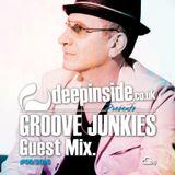 GROOVE JUNKIES 'EVAN LANDES' #04 (Exclusive Guest Mix)