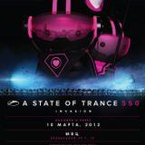 #ASOT550 - Armin van Buuren - Warm-Up - Live at I.Exhibition Center in Kiev, Ukraine (10.03.2012)
