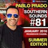 Pablo Prado - Southern Sounds 081 (January 2016) DI.FM
