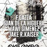 F.Gazza, Juan de la Higuera@live Quilombo_Enero2017