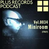 Miniroom-Plus Records Podcast