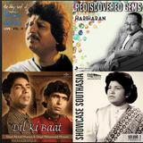 Rare Ghazals by HariHaran, Abida Parveen , Pankaj Udhas and Ahmad Hussain - Mohd Hussain