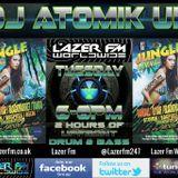 04.07.17 Atomik Radio-Active Drum & Bass Show @ www.lazerfm.co.uk