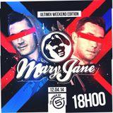 MaryJane - Ultimix Weekend Edition