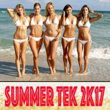 DJ Shogun - Summer Tek Mix 2K17-06-30