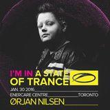 Orjan Nilsen - A State Of Trance 750,TORONTO,JAN 30 2016