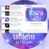Ibiza Is Mix session - Deep Touch- Bülent In da Mix -top 88th in  the Deephouse Charts  Jan.2018
