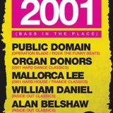 Live at 2001 (69 Below) Glasgow 25-6-16