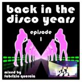 Back in the disco years (Episode 1)