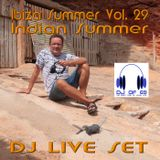 Ibiza Summer Vol. 29 - Indian Summer (DJ LIVE SET)