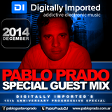 Pablo Prado - Digitally Imported's 15 Year Anniversary Progressive Special Guest Mix