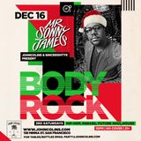 BODYROCK SF December 2017