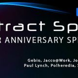 Suffused - Abstract Space 1-Year Anniversary on Digitally Imported