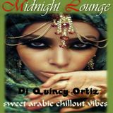 Midnight Lounge presents Sweet Arabic Chillout Vibes by DJ Quincy Ortiz