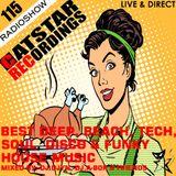 CATSTAR RECORDINGS RADIO SHOW 115